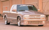 Chevrolet S10 Body Kits at Andy's Auto Sport