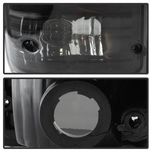 100W Halogen Driver side WITH install kit -Black 6 inch 2014 International TERRASTAR-LH Door mount spotlight Larson Electronics 0321OXB2MZG