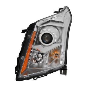 FOR 10-14 CADILLAC SRX LEFT AND RIGHT SET HEADLIGHT LAMP PAIR