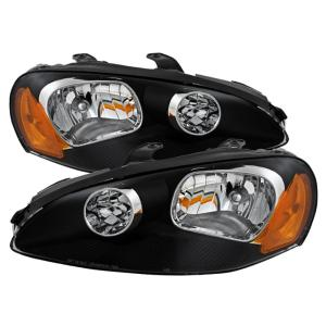 New Headlights Headlamps Set Pair for 01 02 Dodge Stratus Chrysler Sebring Coupe