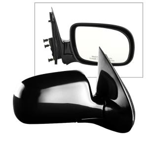 Chevy Uplander Venture Burco 4035 Left Side Mirror Glass for Buick Terraza