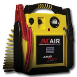 2005-9999 Mercury Mariner SOLAR Jump-N-Carry 12 Volt Jump Starter/Air Compressor/Power Source