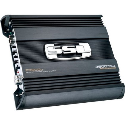 2000-2005 Lexus Is Sound Storm OHM Stable Amplifier High/Low Crossover with Remote Subwoofer Level Control