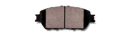 07-08 Isuzu Ascender SP Performance Brake Pads - HP Ceramic (Front)