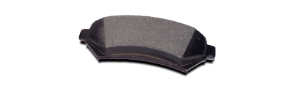 09-11 Mercedes-Benz GLK350 SP Performance Brake Pads - HP Metallic (Rear)