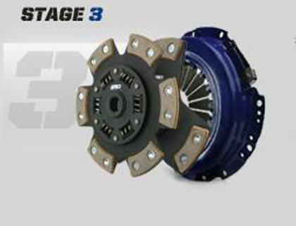 02-03 SLK230 Kompressor 2.3L SPEC Clutch Kit - Stage 3