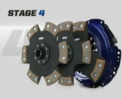 83-87 Audi 4000 1.8L (Includes JN, MG) SPEC Clutch Kit - Stage 4