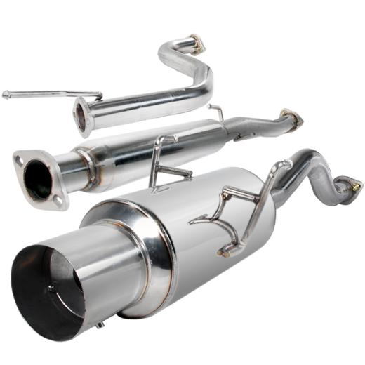 Acura Integra Exhaust Systems At Andys Auto Sport