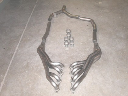 01-02 Firebird LS1 Stainless Works Headers and Off-Road High Flow Y-Pipe