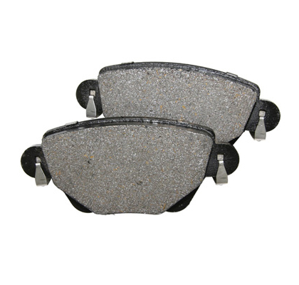 06+ C30 StopTech Posi-Quiet Metallic Brake Pads - Rear
