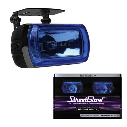 1991-1994 Mazda Navajo Streetglow Driving Lights - Euro