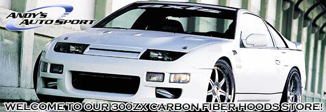 Nissan 300. Nissan 300zx Carbon Fiber