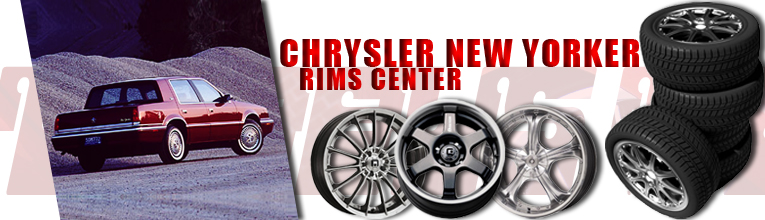 Chrysler new yorker rims at andys auto sport for 93 chrysler new yorker salon