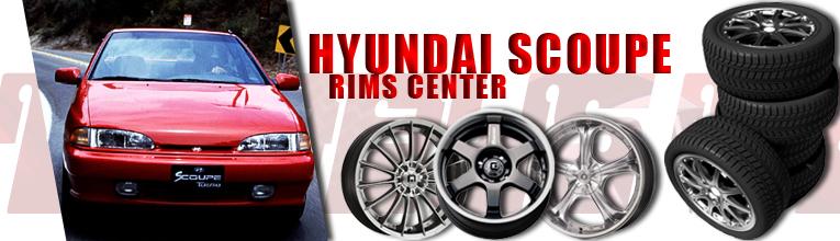 hyundai scoupe. Hyundai Scoupe Rims