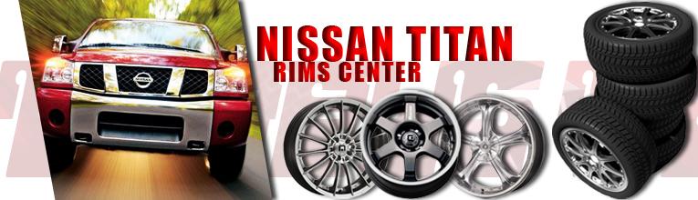 Nissan Titan Rims