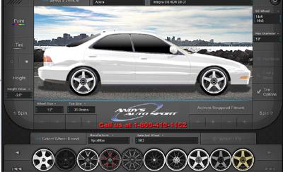 Acura Rims on Acura Integra Wheels  Integra Wheels And Tires