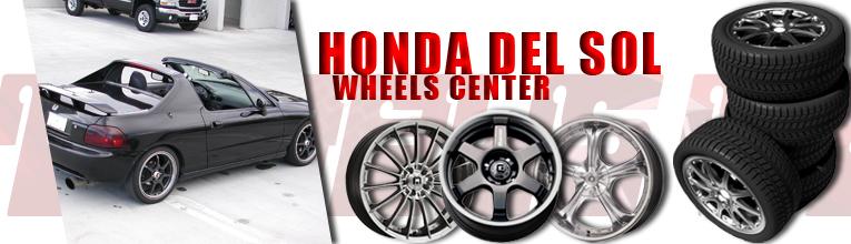 Honda Del Sol 17 Rims Honda Del Sol Wheel Free