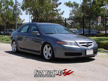 Acura on Front   1 6    Rear  1 4   For 04 08 Acura Tl At Andy S Auto Sport