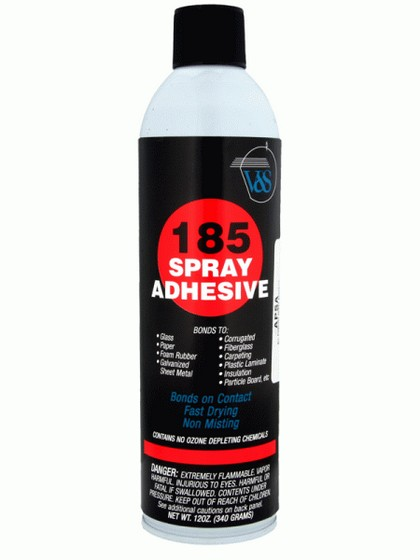 1964-1967 Chevrolet El_Camino The Install Bay All Purpose Spray Adhesive (12 Oz)
