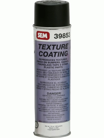 1993-1997 Mazda Mx-6 The Install Bay Texture Coating (12 Oz)