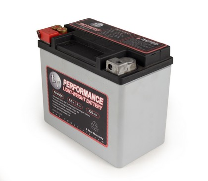 1972-1980 Chevrolet LUV Tomioka Universal Remote Mount Battery (9 LBs)