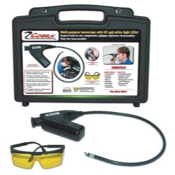 1998-2005 Mercedes M-class Tracer Products COBRA Multi-Purpose Borescope UV/White LEDs