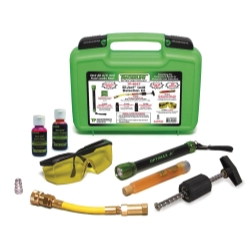 1996-1999 Audi A4 Tracer Products Complete OptiMAX Jr. /EZ-Ject A/C and Fluid Leak Detection Kit