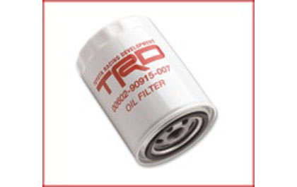 02-07 Camry 4Cyl. TRD Oil Filters - US (White)