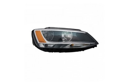 11-12 Volkswagen Jetta (4-Door) TYC Headlight (Right Assembly)