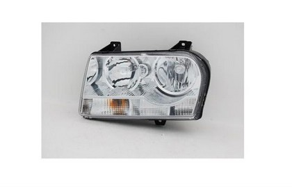 08-09 Chrysler 300 (2.7/3.5L Engine) TYC Headlight - Left