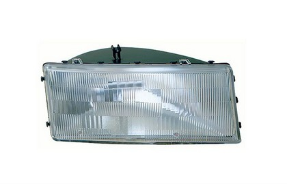 89-95 Dodge Spirit TYC Headlight - Right Assembly