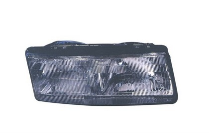 90-94 Chevy Lumina (2/4Dr)  TYC Headlight - Right Assembly