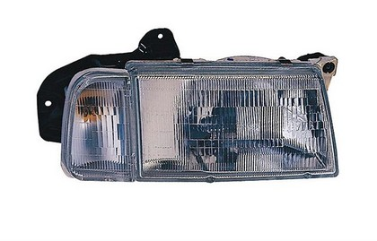 1998 Chevy Tracker (Mini Size Model)  TYC Headlight - Right Assembly
