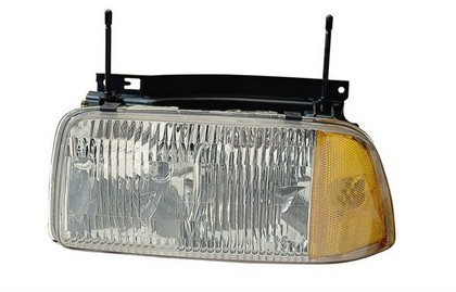 94-97 Gmc Sonoma S15 (Midsize) TYC Headlight - Left Assembly (Composite Headlamp Type)