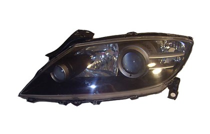 04-08 Mazda Rx-8  TYC Headlight - Left Assembly (XenType Only)