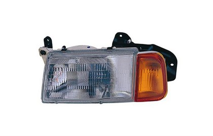 92-98 Suzuki Sidekick (4Dr);;89-98 Suzuki Sidekick (2Dr) TYC Headlight - Left Assembly (Combo: With Corner Lamp)
