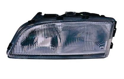 98-02 Volvo C70 TYC Headlight - Left Assembly