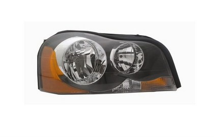 03-10 Volvo Xc90 TYC Headlight - Right Assembly (With Halogen Type Only)