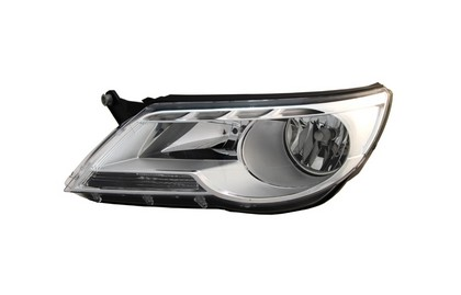 09-10 Volkswagen Tiguan (From Vin:902501)  TYC Headlight - Right (Halogen Type)