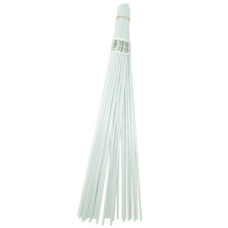 Universal (All Vehicles) Urethane Supply Company 30 ft. ABS White Rod
