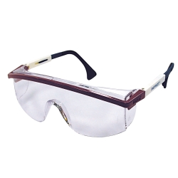 2007-9999 Jeep Patriot Uvex Astrospec 3000® Patriots RWB Safety Glasses With Clear Lens