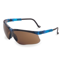 2007-9999 Jeep Patriot Uvex Genesis® Vapor Blue Frame Glasses With Espresso Lens With UD Coating