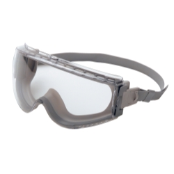 1989-1991 Ford Aerostar Uvex Stealth® Gray Frame Safety Goggles With Clear Lens