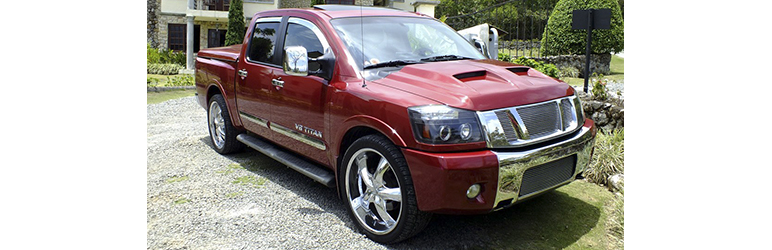 Photo Barrys 2012 Nissan Titan