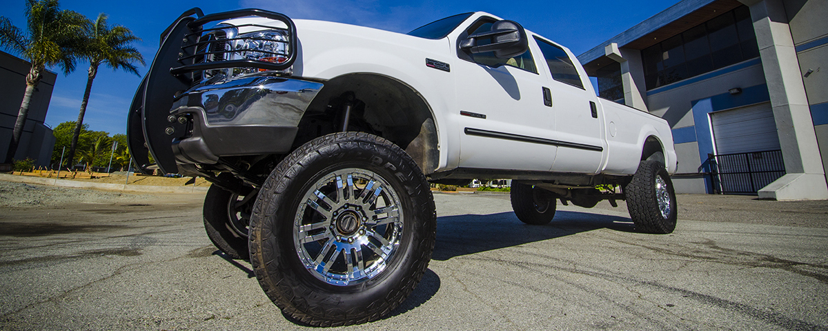 Ford F250 Parts at Andy's Auto Sport