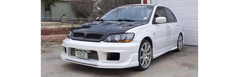 mitsubishi lancer parts at andy's auto sport