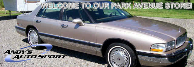 Buick Park Avenue Parts Park Avenue Sport Compact Car Parts