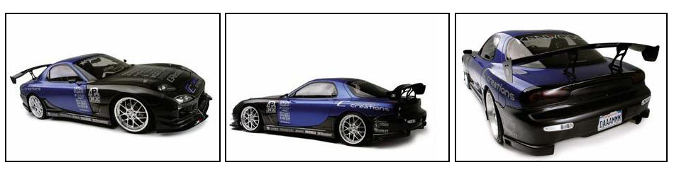 Mazda RX7 Parts at Andy's Auto Sport