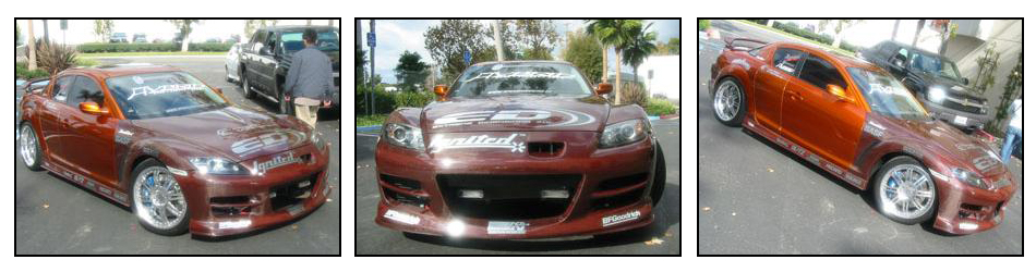 Mazda RX8 Parts at Andys Auto Sport