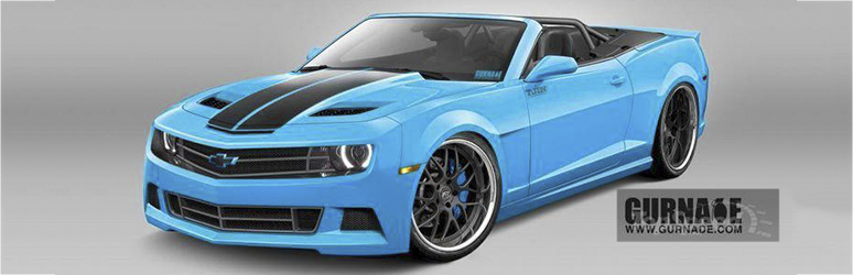2013 chevy camaro rs accessories